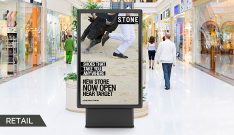 Retail Billboards